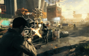 Quantum Break HD Wallpaper