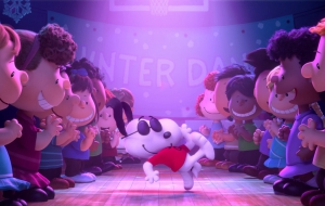 The Peanuts Movie HD Wallpaper