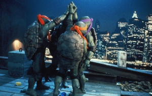 Teenage Mutant Ninja Turtles 2 HD Wallpaper