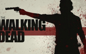 Walking dead HD Wallpaper