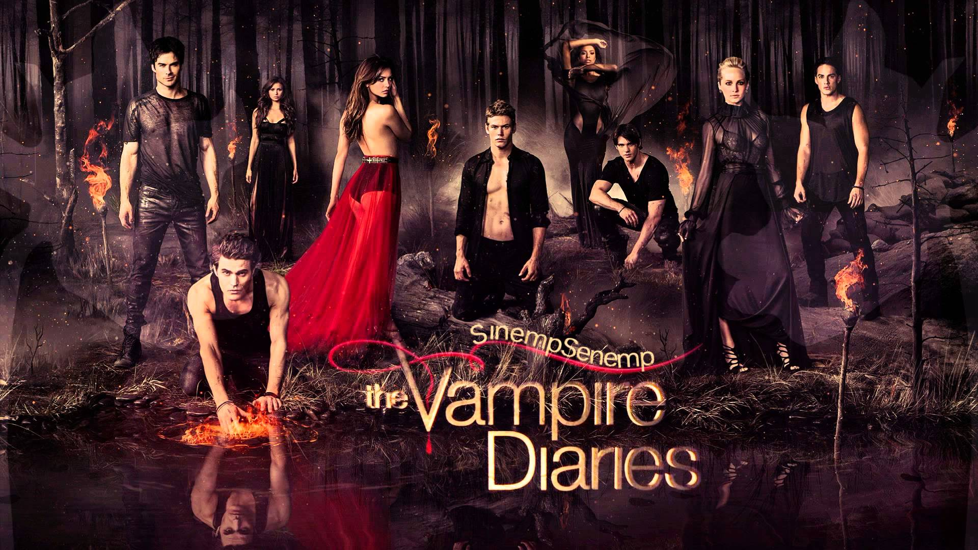 Wallpaper The Vampire Diaries: Vampire Diaries Wallpapers High Resolution And Quality