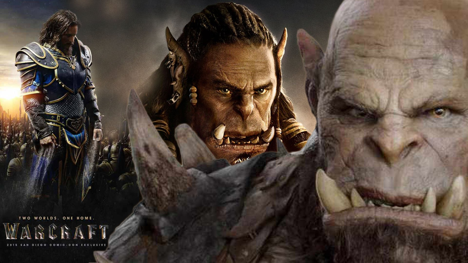 Warcraft Film 2016 Hd Wallpapers Free Download