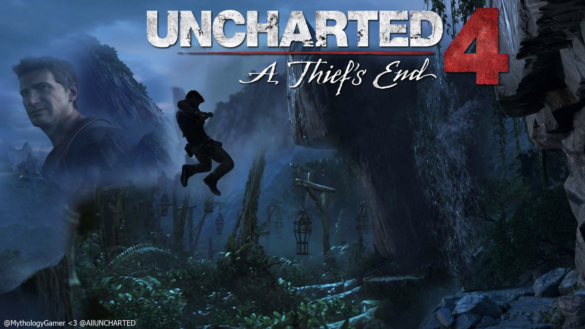 Uncharted 4 wallpapers high resolution and quality download - Uncharted 4 wallpaper ps4 ...
