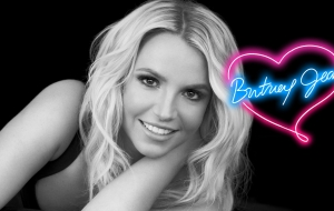 Britney Spears Background