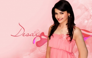 Prachi Desai Background