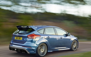 Ford Focus RS 2016 Background