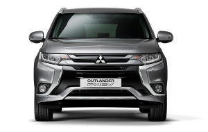 Mitsubishi Outlander 2016 Background