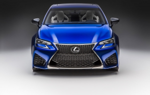 Lexus GS F 2016 Background