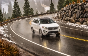 Kia Sorento 2016 Background