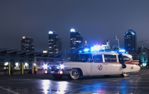 Ghostbusters 3 Background