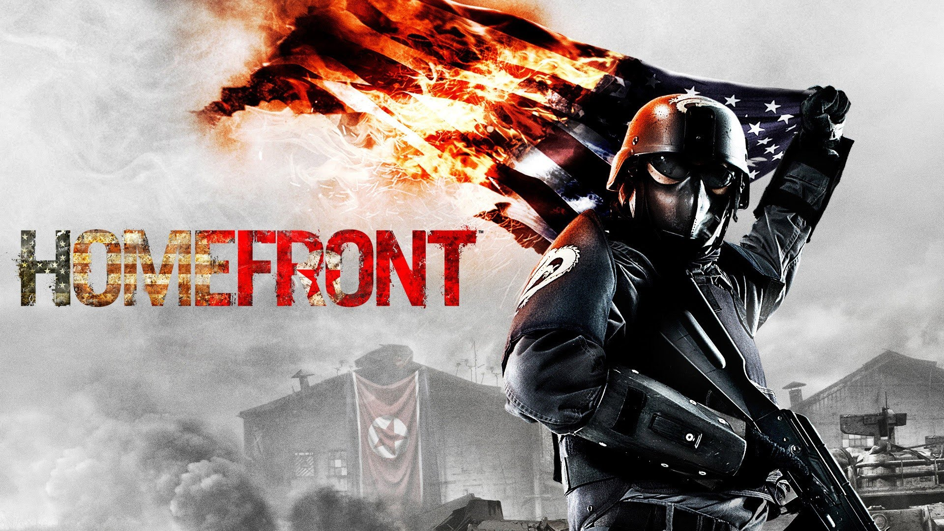Homefront the revolution hd wallpapers free download for Homefront wallpaper