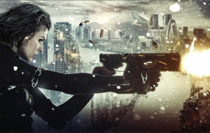 Resident Evil 6: The Final Chapter Wallpapers