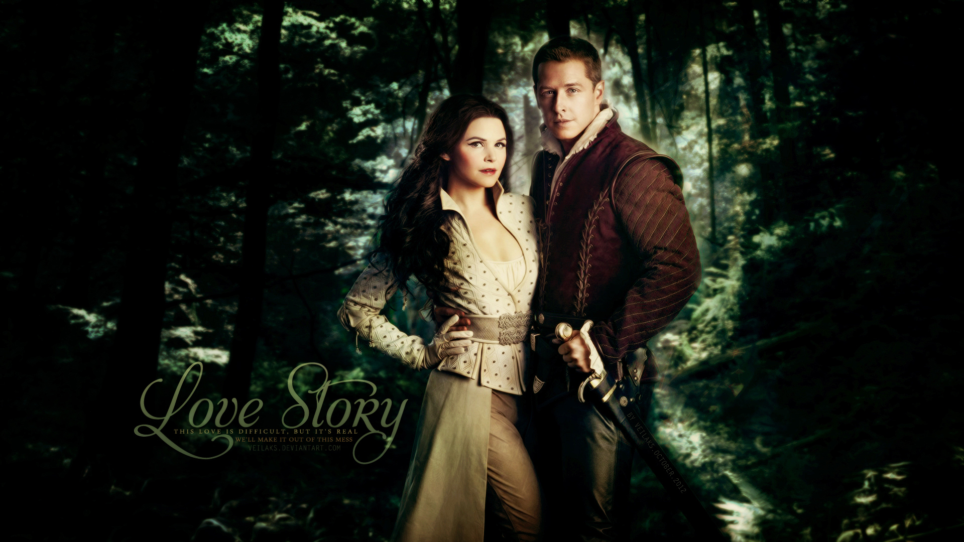 Once Upon A Time Wallpapers High Resolution And Quality
