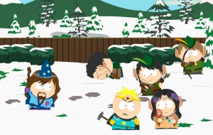 South Park Background