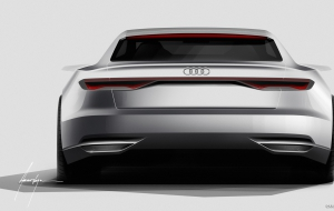 Audi Prologue Avant HD Desktop