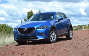 Mazda CX-3 2016 HD Desktop