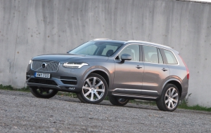 Volvo XC90 2016 Widescreen