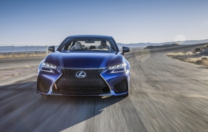 Lexus GS F 2016 HD Desktop