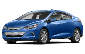 Chevrolet Volt 2016 HD Desktop