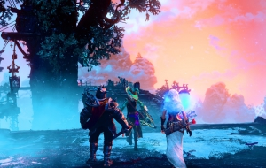 Trine 3 Background