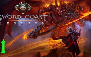 Sword Coast Legends HD Background