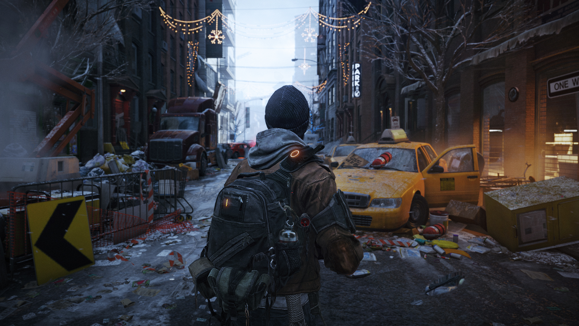 Tom clancy s the division wallpapers high resolution and for Bureau gaming