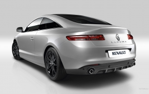 Renault Laguna HD Background