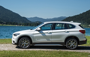 BMW X1 2016 HD Wallpaper