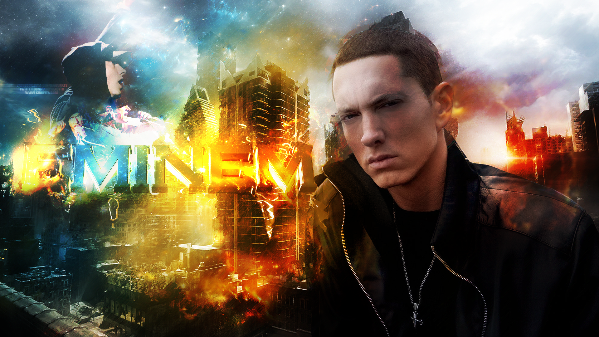 Background Wallpaper: Eminem Wallpapers High Resolution And Quality Download