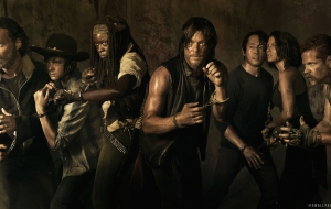 Walking dead HD Background