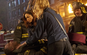 Chicago Fire HD Background