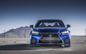 Lexus GS F 2016 for desktop