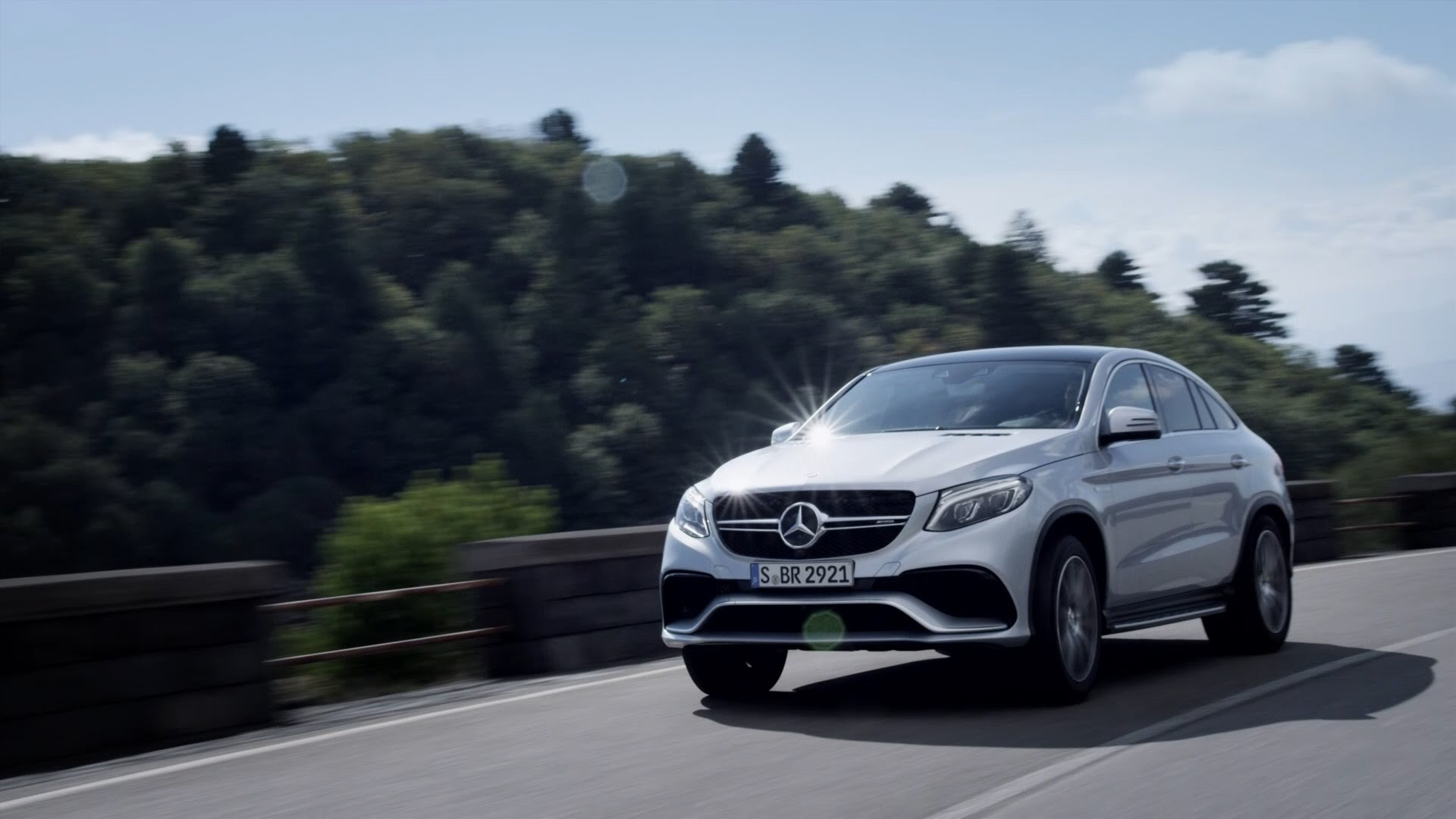 Mercedes Benz Gle Coupe 2016 Hd Wallpapers Free Download