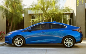 Chevrolet Volt 2016 for desktop