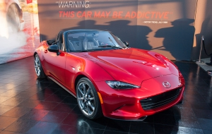 Mazda MX-5 Miata 2016 Wallpapers