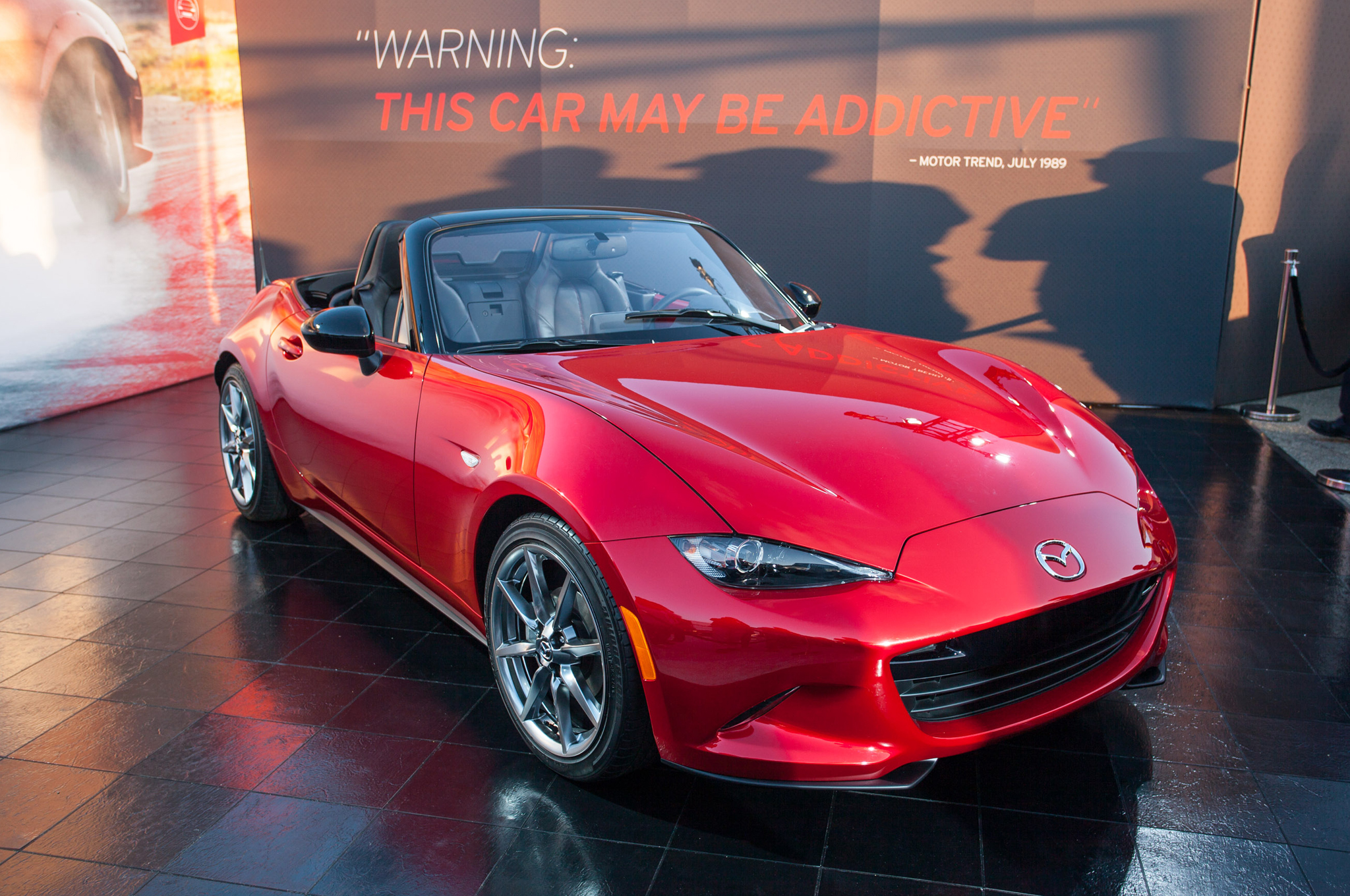 Mazda Mx 5 Miata 2016 Hd Wallpapers Free Download