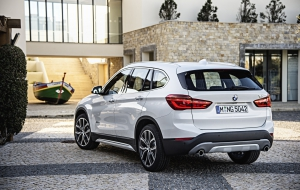 BMW X1 2016 HD Desktop