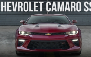 Chevrolet Camaro 2016 for desktop