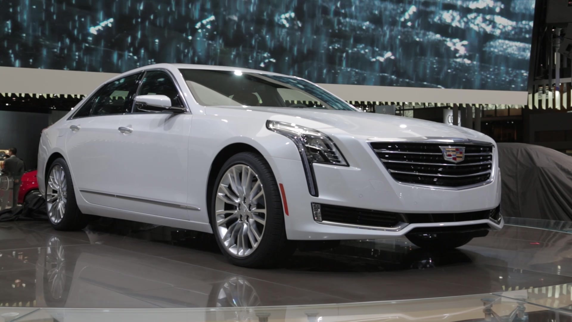 Cadillac CT6 2016 HD wallpapers free download