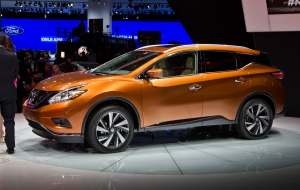 Nissan Murano 2015 Wallpapers