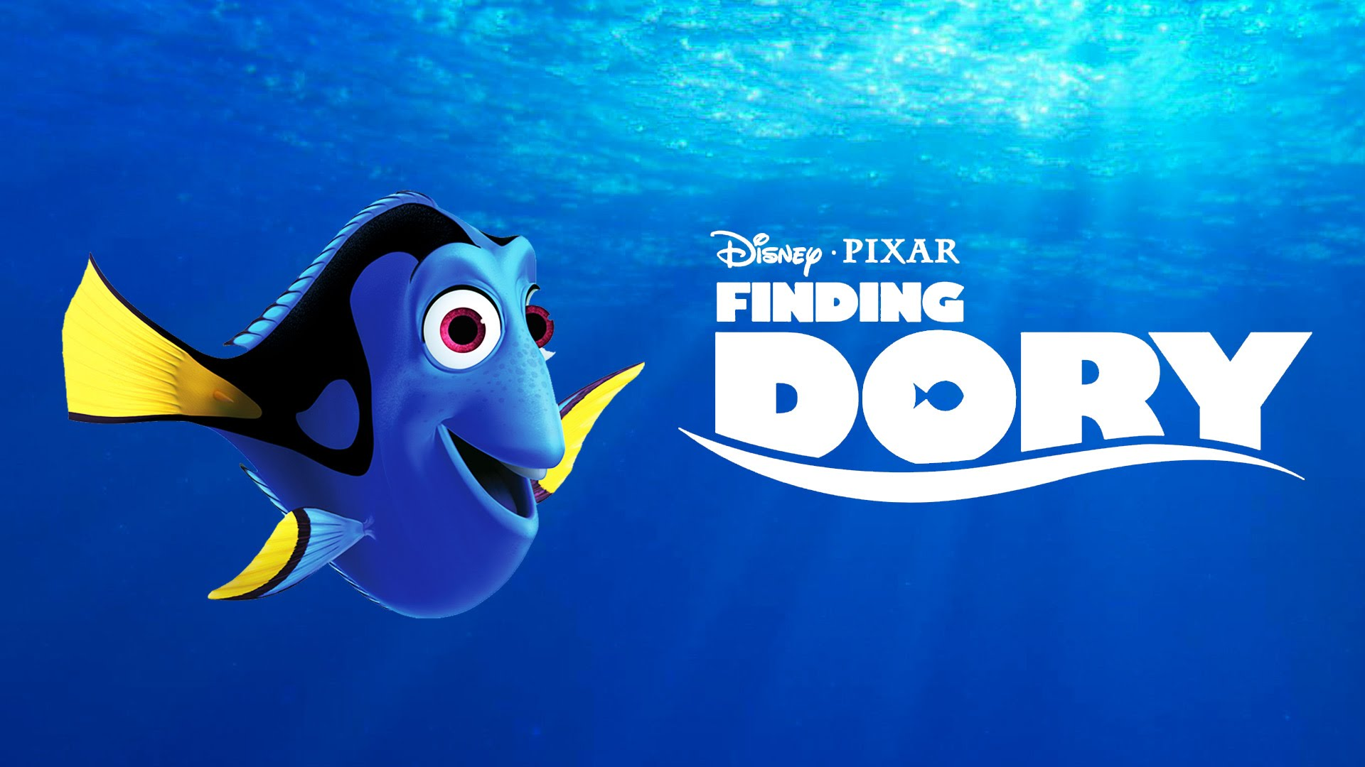 Finding Dory Wallpapers High Resolution and Quality Download