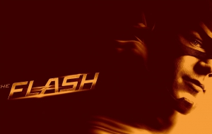The Flash TV HD Background