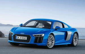 Audi R8 2015 Wallpapers