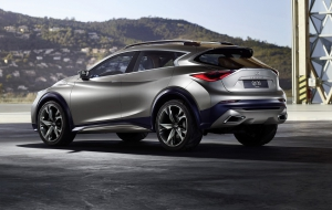 Infiniti QX30 Wallpapers