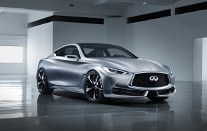 Infiniti Q60 Wallpapers