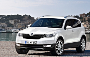 Skoda SUV Wallpapers