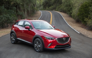 Mazda CX-3 2016 Wallpapers