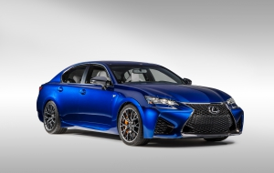 Lexus GS F 2016 Wallpapers