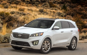 Kia Sorento 2016 Wallpapers