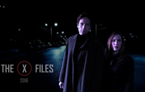 The X-Files 2016 Wallpapers HD